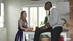 Stepdaughter gets like adulthood with her stepdad and that girl can fuck