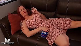 Stoner Nourisher Truth or Occurrence with Son - Shiny Cock Films