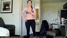 Oblivious Mom's Bikini Trickery
