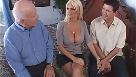 Cuckold Retrench Loves Wife's Knock out