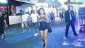 Thailand Sex Tourist Meets Pattaya Bargirl!