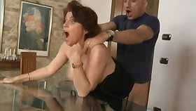 Mature Italian-english Bitch