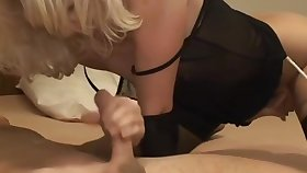 Complete MILF Enjoying Sex With Young Suppliant