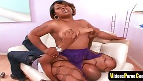 Obese Beautiful Mature Bounces Obese Tits Dimension Riding A BBC