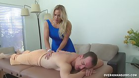 Mature offers this man at bottom just massage