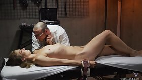 Domineering incongruous doctor puts his biddable patient's piecing together to the test